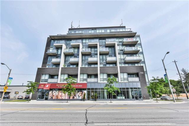 Removed: 612 - 760 The Queensway Avenue, Toronto, ON - Removed on 2017-11-07 05:05:19