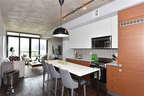 Apartment for rent at 8 Dovercourt Rd Unit 612 Toronto Ontario - MLS: C4586512