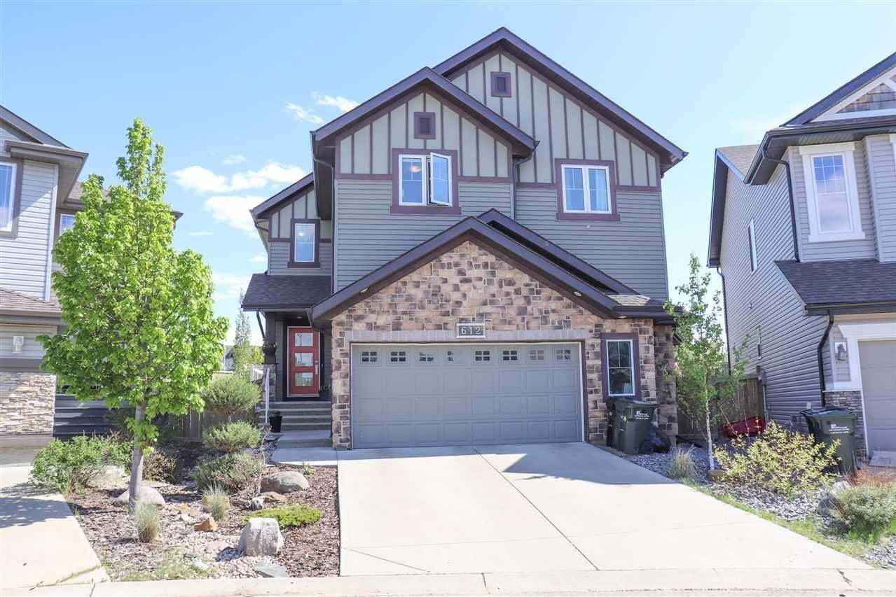 House for sale at 612 Cabri Co Sherwood Park Alberta - MLS: E4200336
