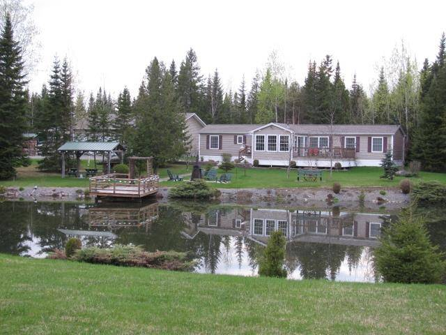 House for sale at  612 Chemin Saint Andre New Brunswick - MLS: VB170551