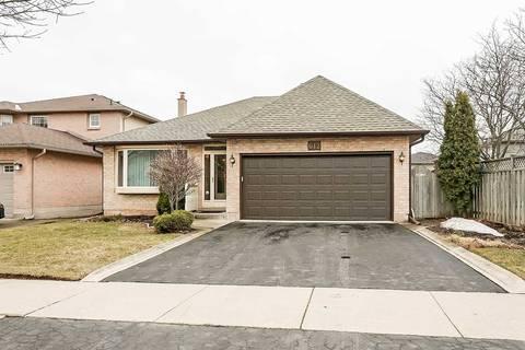 House for sale at 612 Deerhurst Dr Burlington Ontario - MLS: W4391022