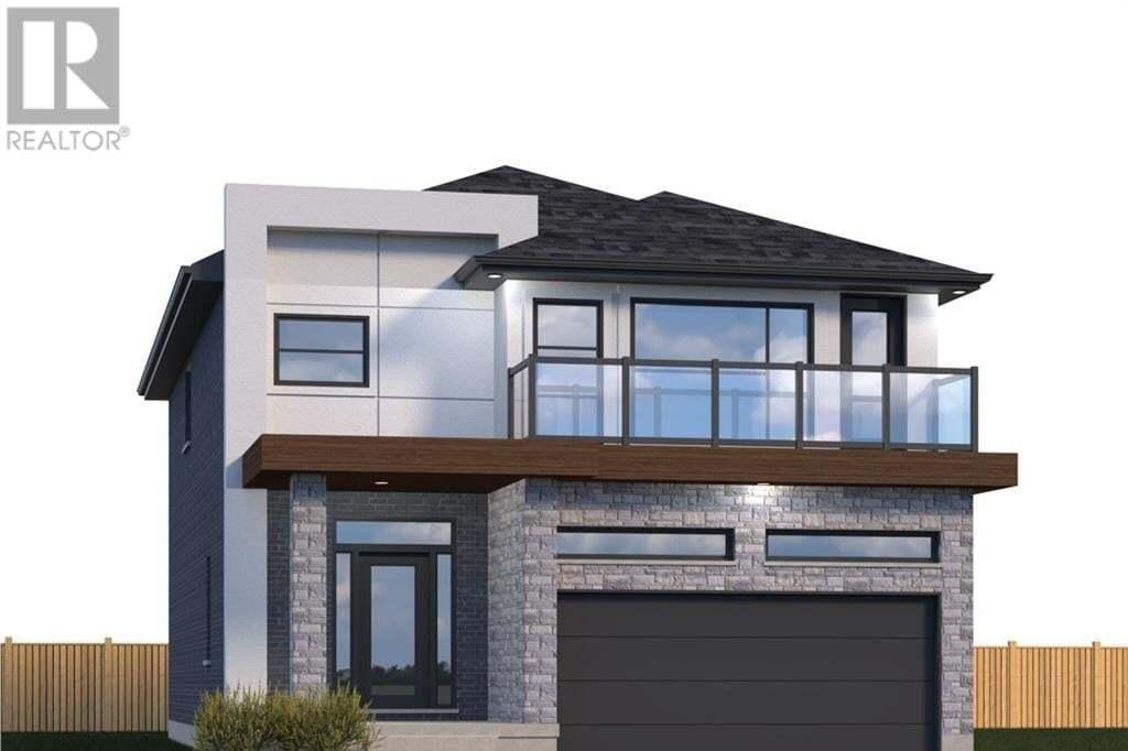 House for sale at 612 Doonwoods Cres Kitchener Ontario - MLS: 40023071