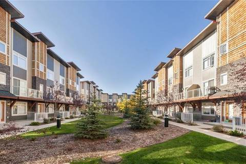 Townhouse for sale at 612 Skyview Point Pl Northeast Calgary Alberta - MLS: C4232596
