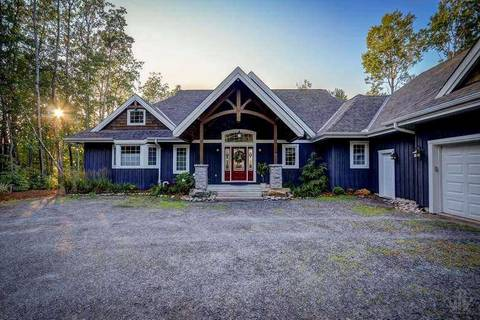 House for sale at 612 Swallowdale Rd Huntsville Ontario - MLS: X4541281