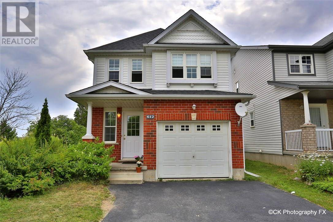House for sale at 612 Winterberry Ave Waterloo Ontario - MLS: 30755409
