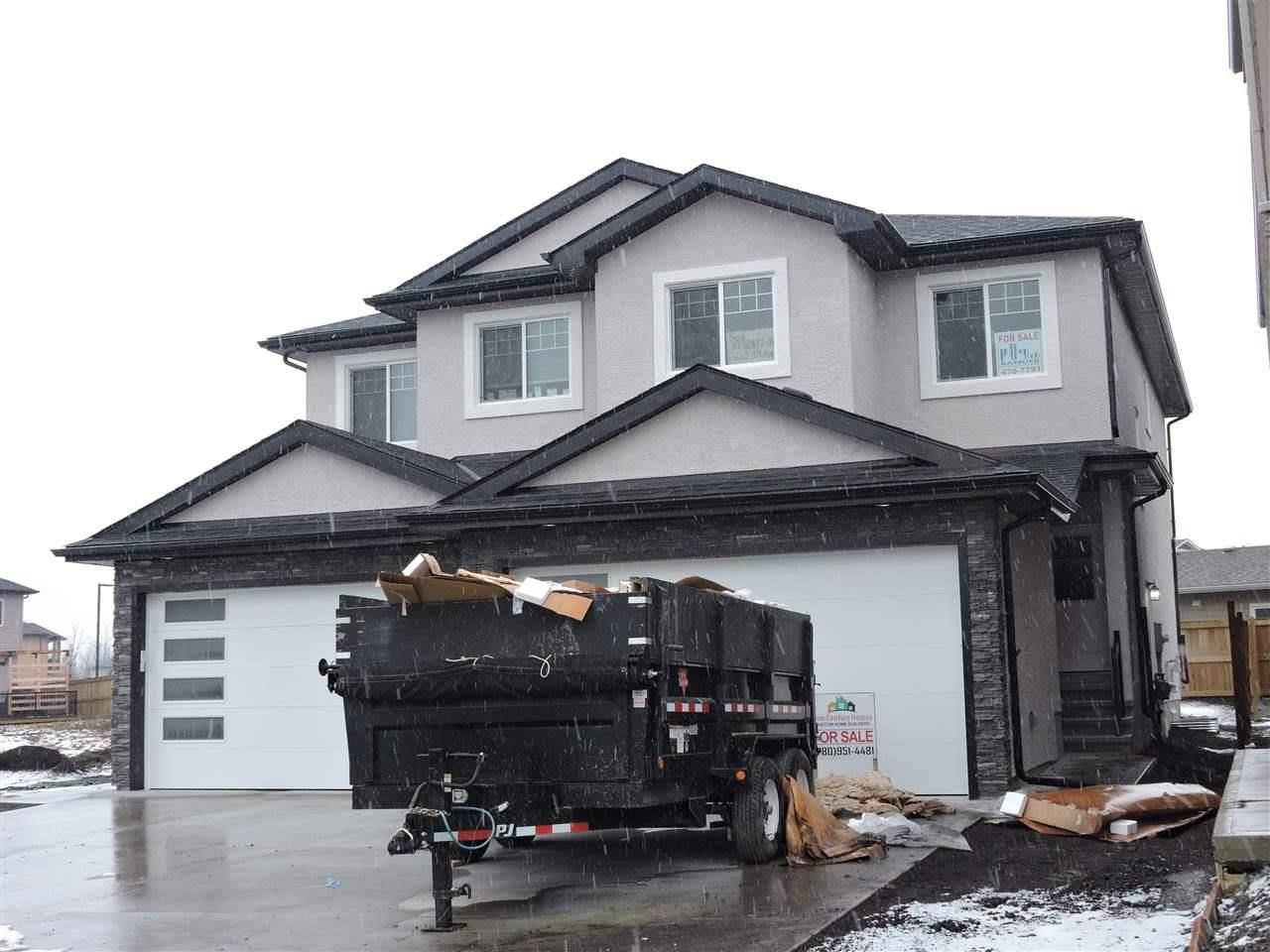 Townhouse for sale at 6120 171 Ave Nw Edmonton Alberta - MLS: E4172112