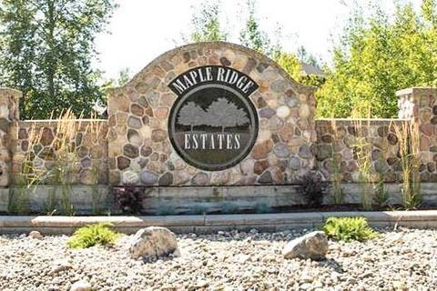 Home for sale at 6120 76a St Unit 4 Grande Prairie, County Of Alberta - MLS: L113756