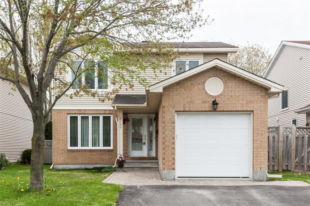 Removed: 6120 Silverbirch Street, Ottawa, ON - Removed on 2018-05-24 10:02:14