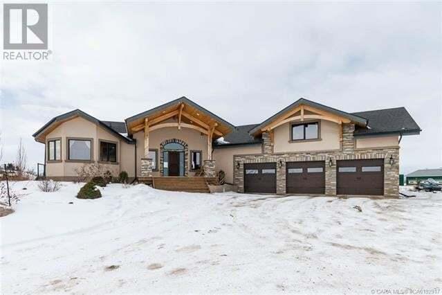 Residential property for sale at 61206 Range Road 14 Rd Rural Westlock County Alberta - MLS: ca0192917