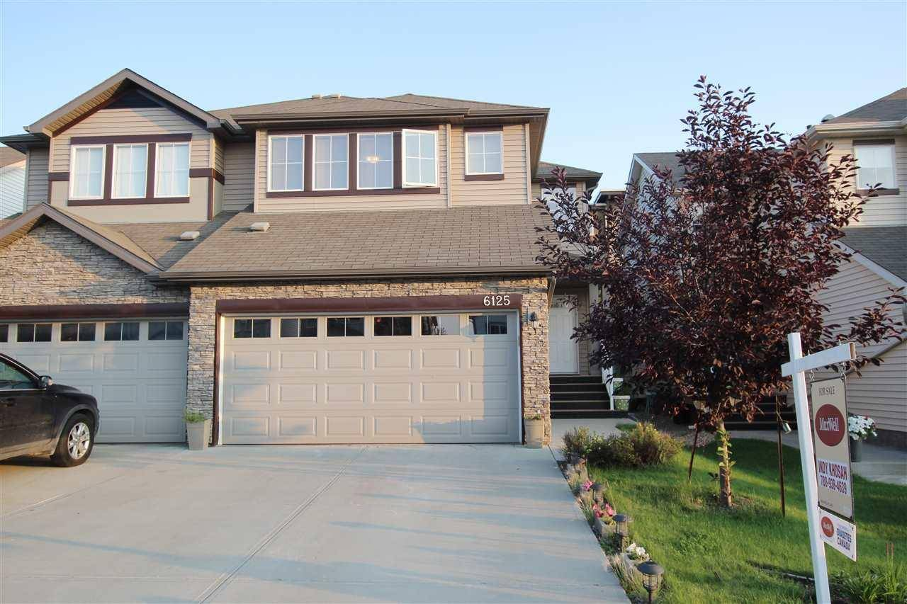 Townhouse for sale at 6125 13 Ave Sw Edmonton Alberta - MLS: E4169609