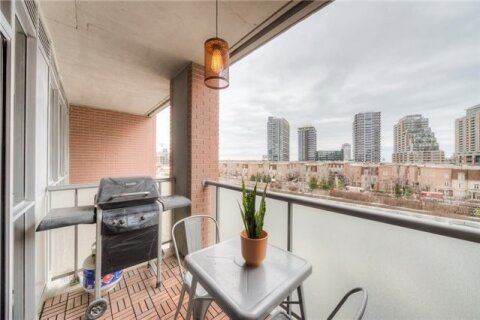 Apartment for rent at 1 Shaw St Unit 613 Toronto Ontario - MLS: C5000078