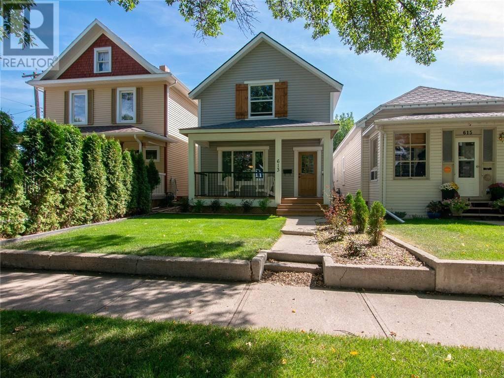 House for sale at 613 15 St S Lethbridge Alberta - MLS: ld0190484