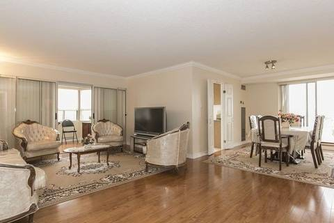 Condo for sale at 2 Raymerville Dr Unit 613 Markham Ontario - MLS: N4422365