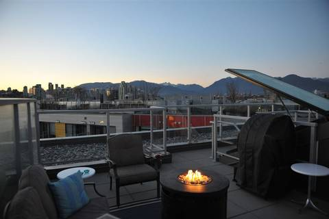 Condo for sale at 417 Great Northern Wy Unit 613 Vancouver British Columbia - MLS: R2355607