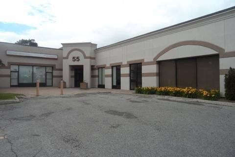 Commercial property for lease at 55 Cedar Pointe Dr Apartment 613 Barrie Ontario - MLS: S4342143