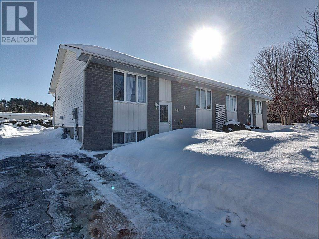 Townhouse for sale at 615 Butterfield St Unit 613 Alfred Ontario - MLS: 1183064