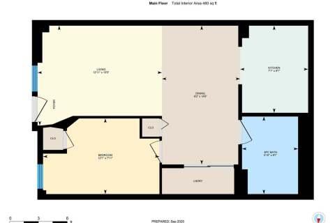 Condo for sale at 98 Strachan Ave Unit 613 Toronto Ontario - MLS: C4926429