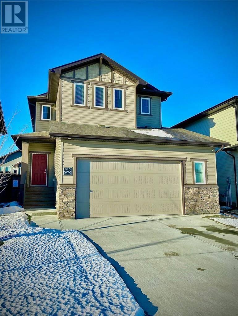 House for sale at 613 Aquitania Blvd W Lethbridge Alberta - MLS: ld0189468