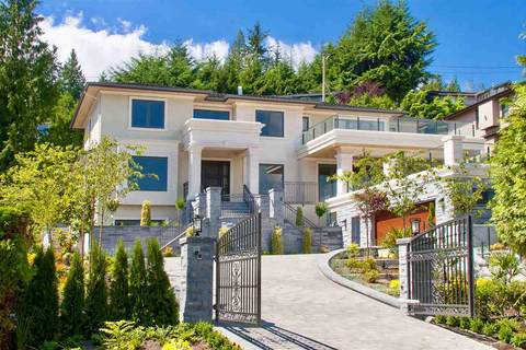 House for sale at 613 Barnham Rd West Vancouver British Columbia - MLS: R2354787