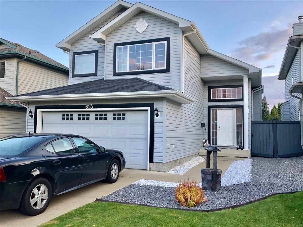 House for sale at 613 Beck Cs Sw Edmonton Alberta - MLS: E4174944