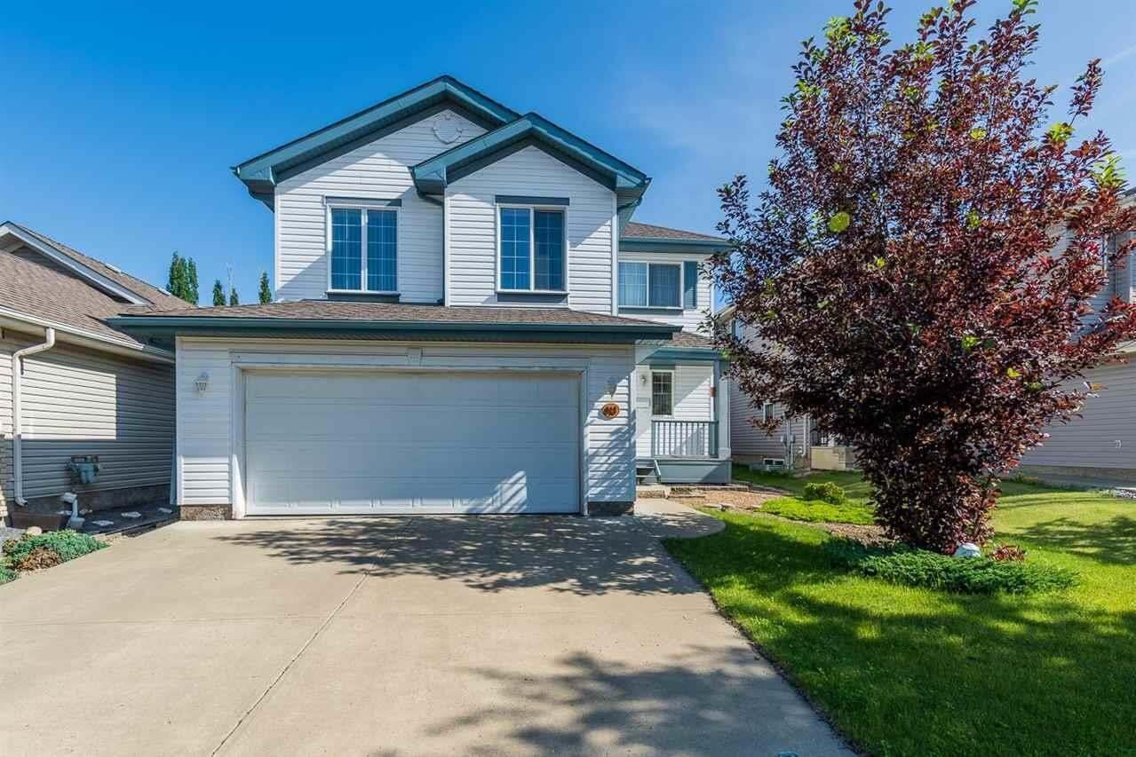 House for sale at 613 Hodgson Rd NW Edmonton Alberta - MLS: E4204917