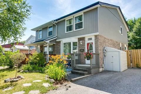 Townhouse for sale at 613 Lakeview Ave Oshawa Ontario - MLS: E4519927