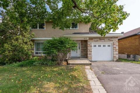 House for sale at 613 Redwood Ave Ottawa Ontario - MLS: 1210308