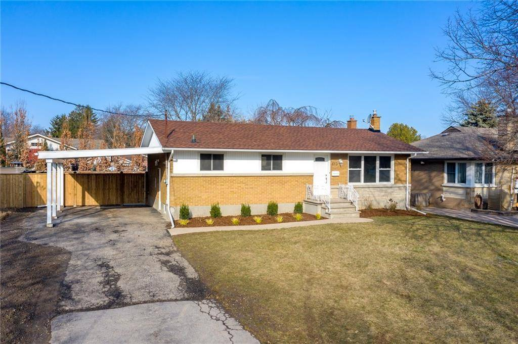 House for sale at 613 Vine St St. Catharines Ontario - MLS: 30799495