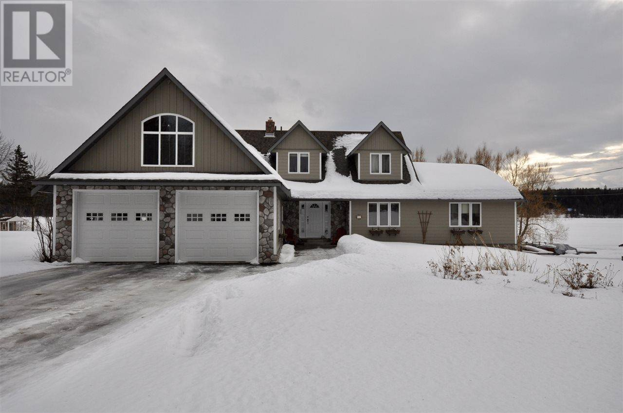 House for sale at 6132 Lakeshore Dr Horse Lake British Columbia - MLS: R2440458