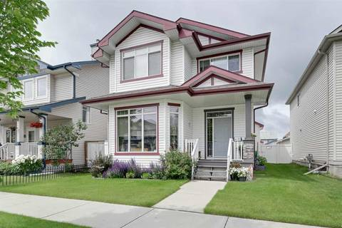 House for sale at 6132 Stinson Wy Nw Edmonton Alberta - MLS: E4163344