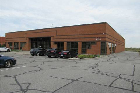 Commercial property for lease at 6135 Danville Rd Mississauga Ontario - MLS: W4602953