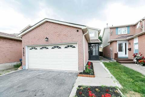 House for sale at 6135 Fullerton Cres Mississauga Ontario - MLS: W4809760