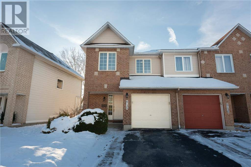 Townhouse for sale at 6138 Arbourwood Dr Ottawa Ontario - MLS: 1175669