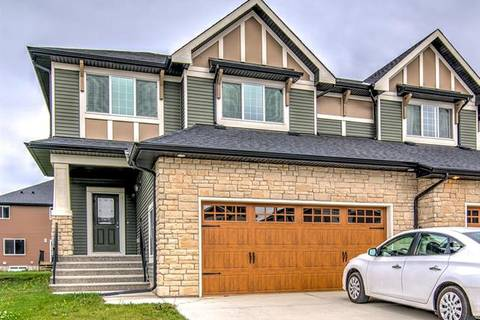 Townhouse for sale at 614 Edgefield Gt Strathmore Alberta - MLS: C4272463