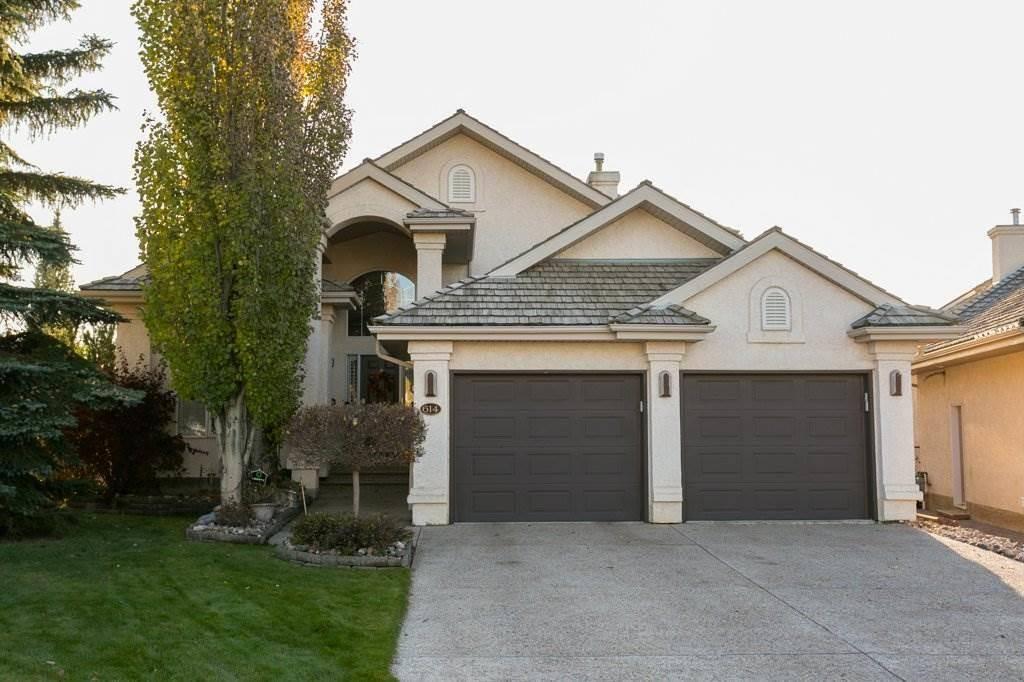 House for sale at 614 Hunters Cs Nw Edmonton Alberta - MLS: E4194148