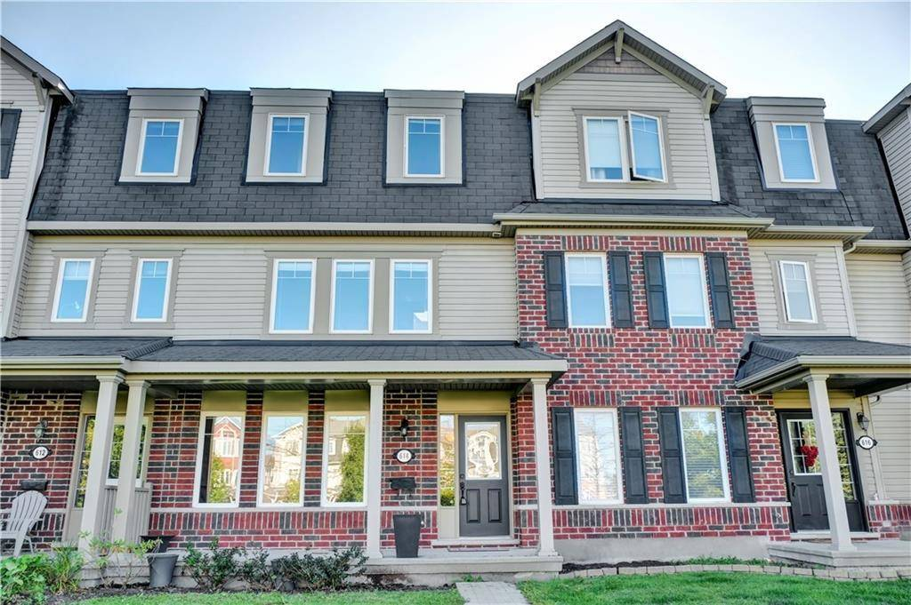 Townhouse for sale at 614 Martinique Ln Stittsville Ontario - MLS: 1167687