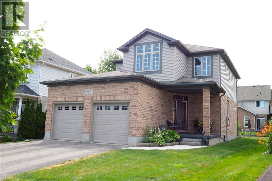 House for sale at 614 Rock Point Cres Waterloo Ontario - MLS: 30754054