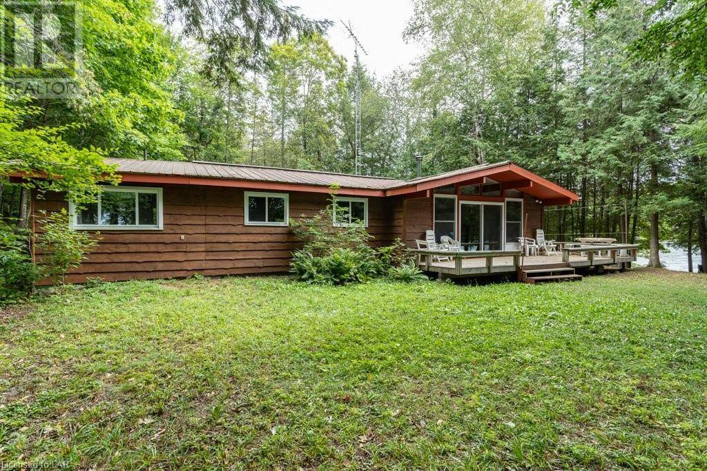 House for sale at 614 Skyline Dr Burk's Falls Ontario - MLS: 219463