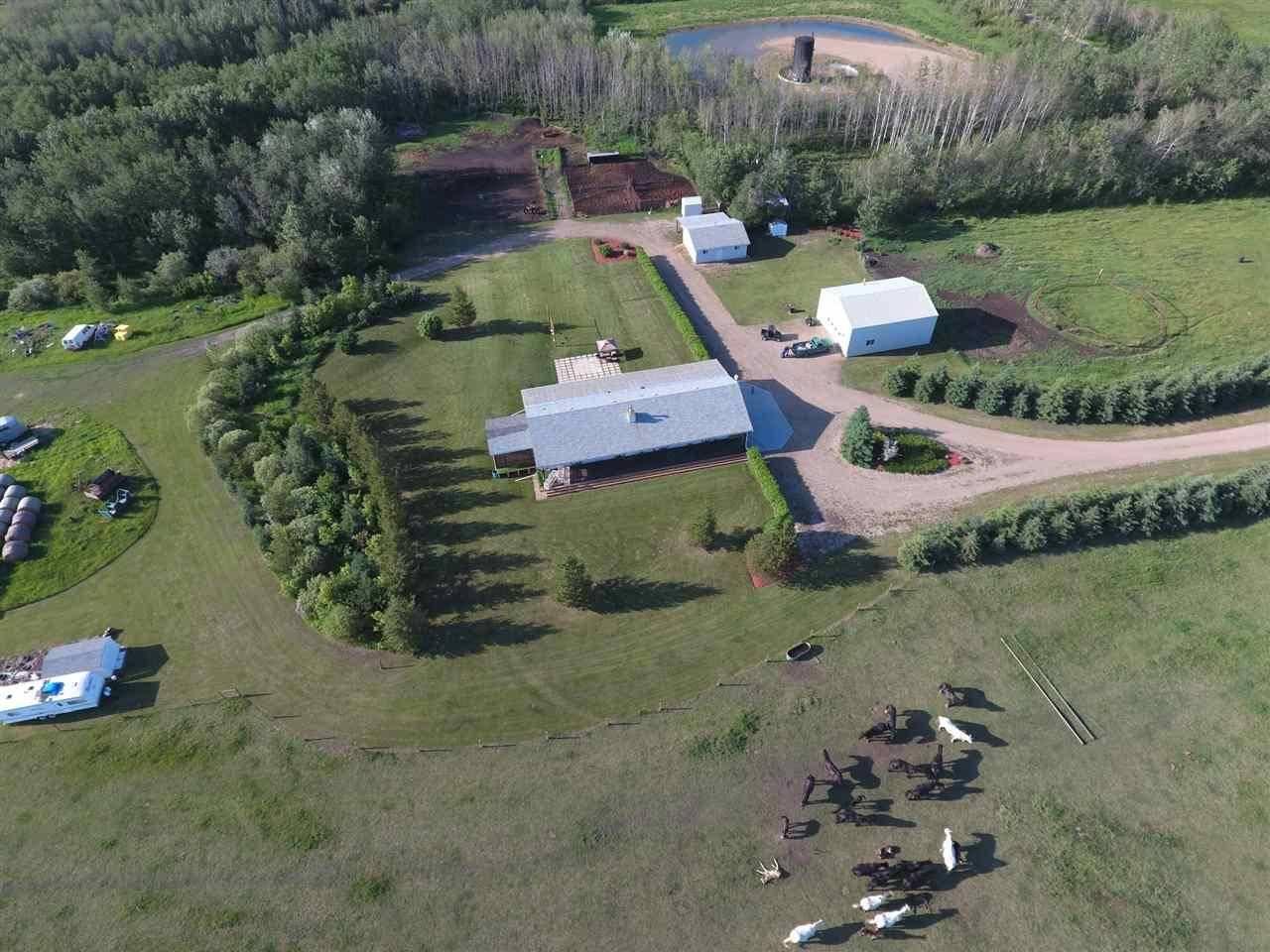 House for sale at 61424 Rge Rd Rural Bonnyville M.d. Alberta - MLS: E4178007