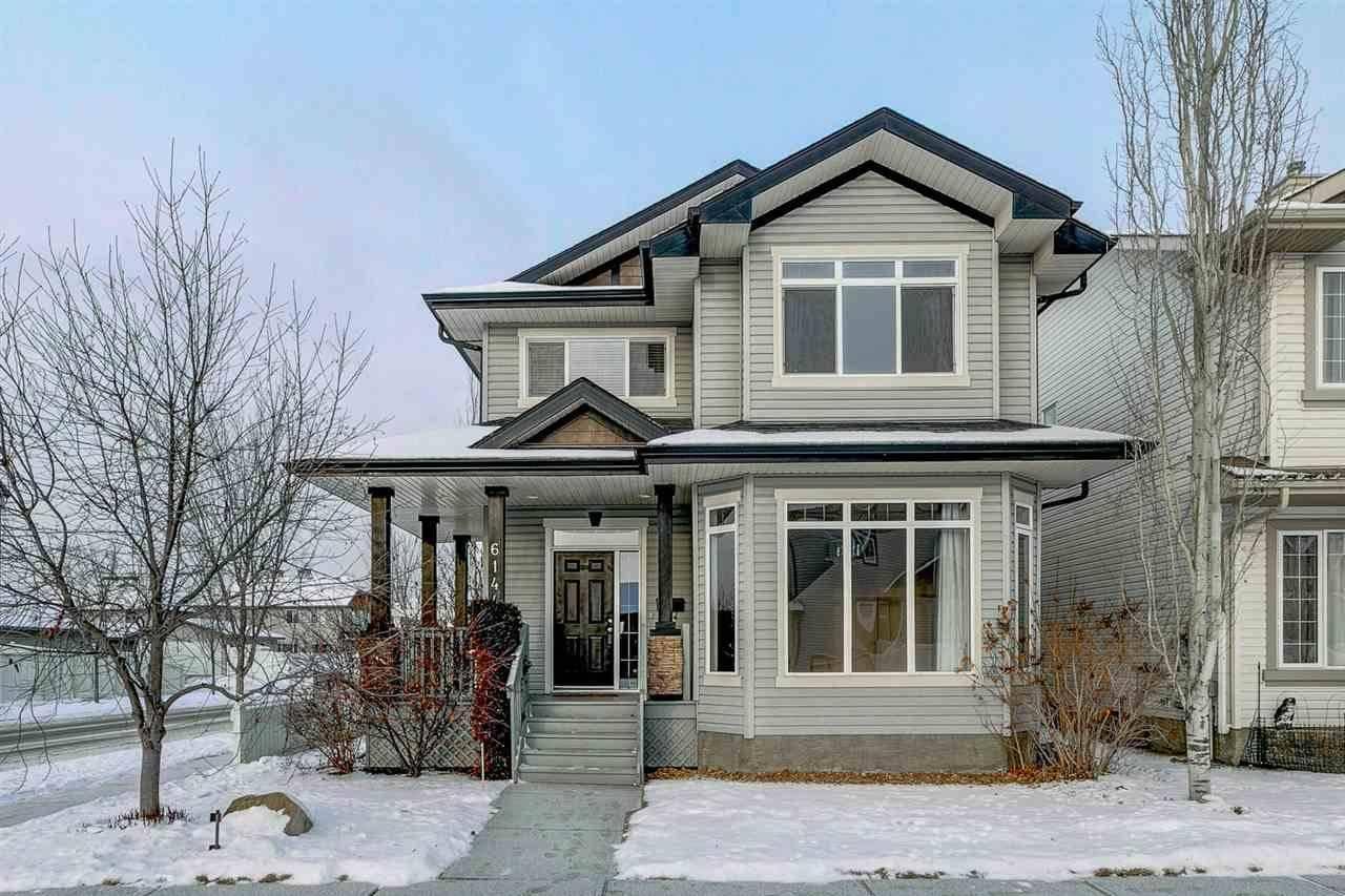 House for sale at 6144 Stinson Wy Nw Edmonton Alberta - MLS: E4182111
