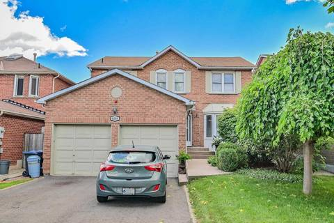 House for sale at 6148 Camgreen Circ Mississauga Ontario - MLS: W4548179