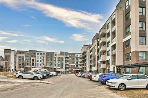 Condo for sale at 1105 Leger Wy Unit 615 Milton Ontario - MLS: W4734748