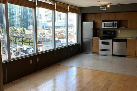 Apartment for rent at 15 Brunel Ct Unit 615 Toronto Ontario - MLS: C4427866