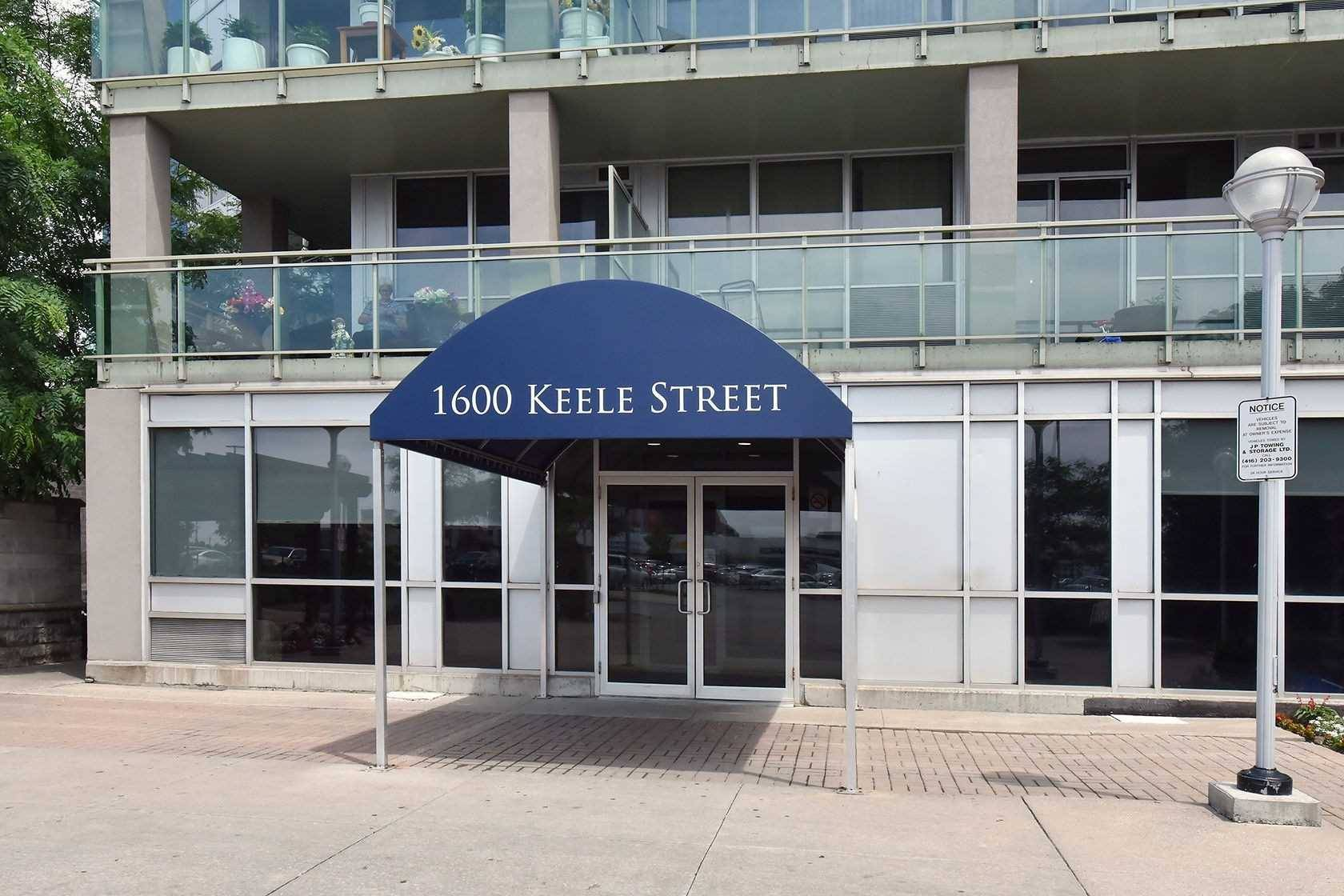 Condo for sale at 1600 Keele St Unit 615 Toronto Ontario - MLS: W4539839