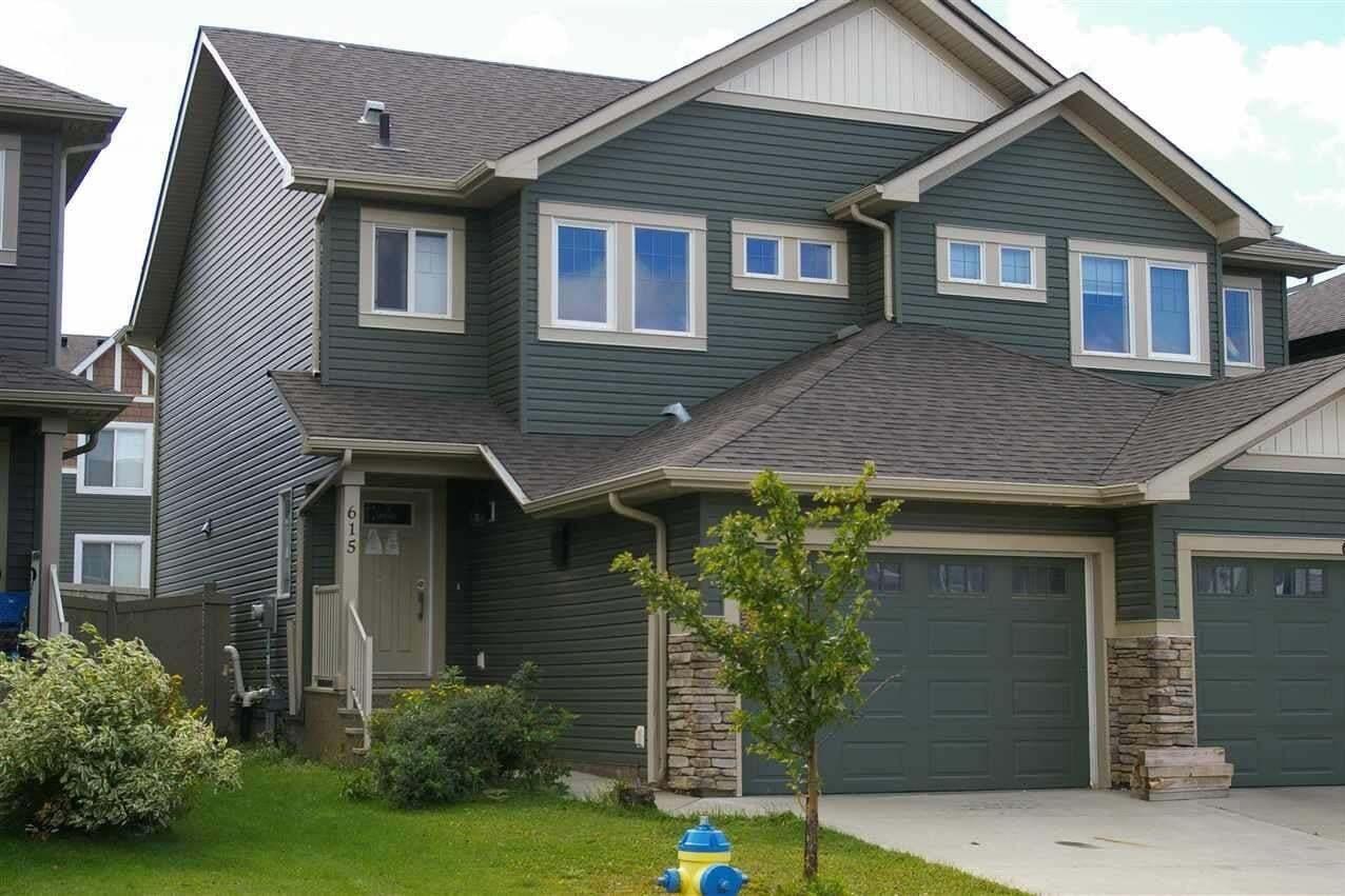 Townhouse for sale at 615 40 Av NW Edmonton Alberta - MLS: E4215603