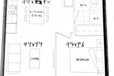 Apartment for rent at 70 Queens Wharf Rd Unit 615 Toronto Ontario - MLS: C4421775