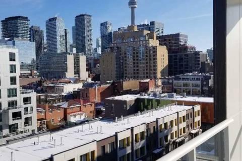 Apartment for rent at 80 Vanauley St Unit 615 Toronto Ontario - MLS: C4687267