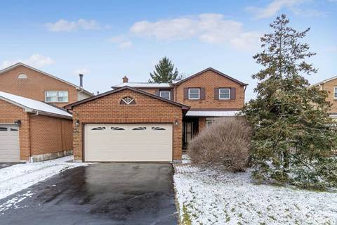 House for sale at 615 Clover Park Cres Milton Ontario - MLS: W4672468