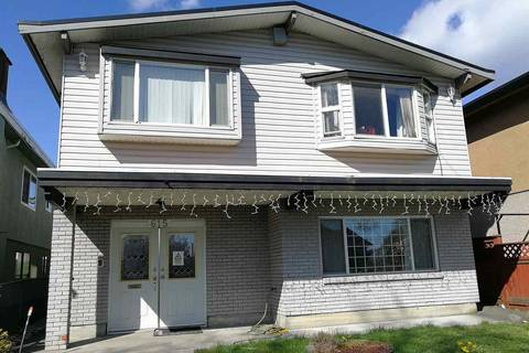 House for sale at 615 63rd Ave E Vancouver British Columbia - MLS: R2357845