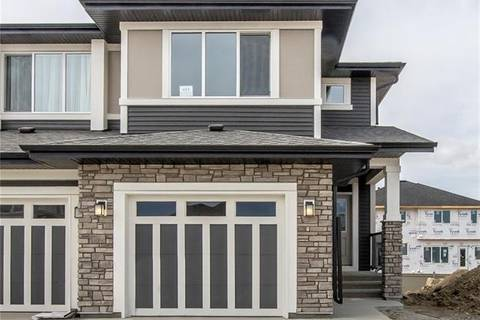 Townhouse for sale at 615 Kingsmere Wy Southeast Airdrie Alberta - MLS: C4276349